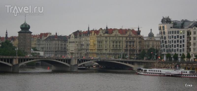 Здравствуйте, я - ваша теща... Прага. Снег в мае / Чехия