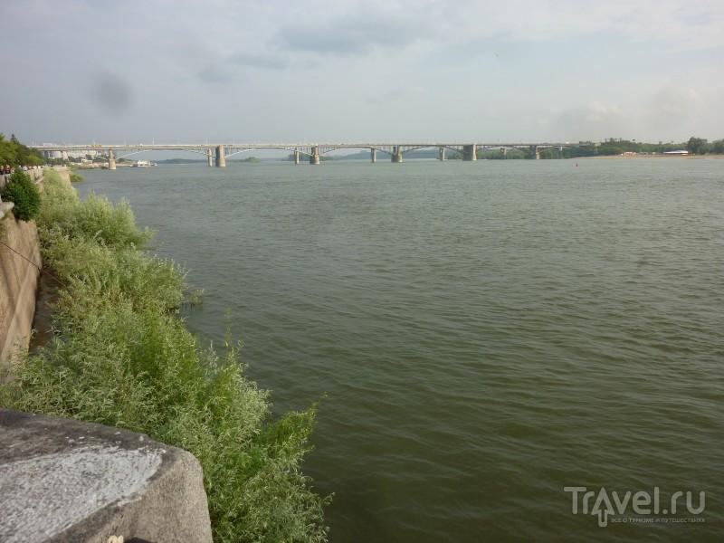 Поездка на Алтай в компании итальянца / Россия