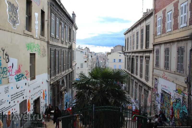Марсель. Наркоторговцы, кражи, перестрелки... Есть ли тут хоть что-то хорошее? / Фото из Франции