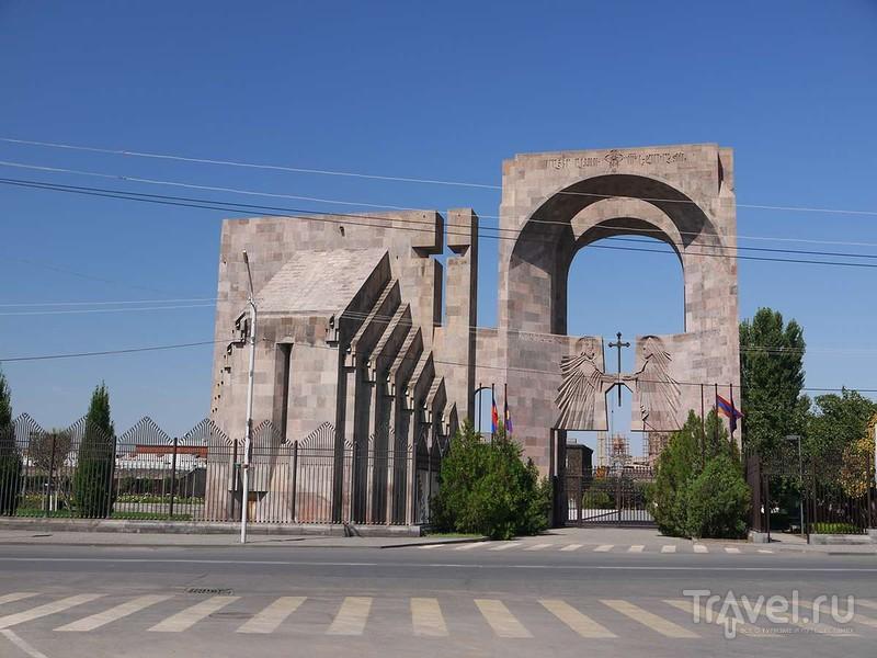 От Казбека до Арарата. Армения / Фото из Армении