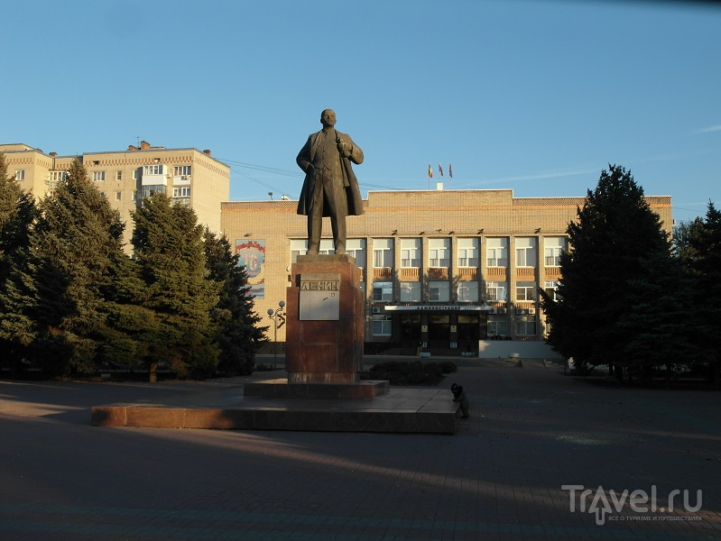 Аксай - город с двумя лицами / Фото из России