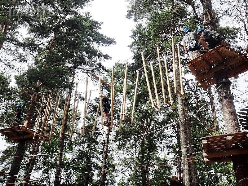 Adventure Park Korkee в Хельсинки / Финляндия