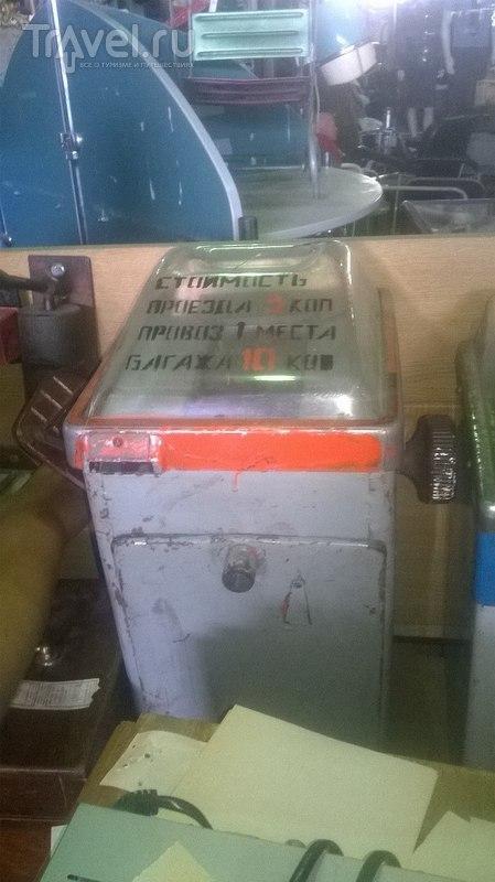 Московский монорельс и музей индустриальной культуры / Россия