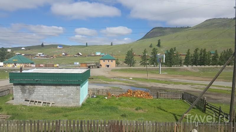 Улаган. Перевал Кату-Ярык. Долина Чулышмана. Каменные грибы / Россия