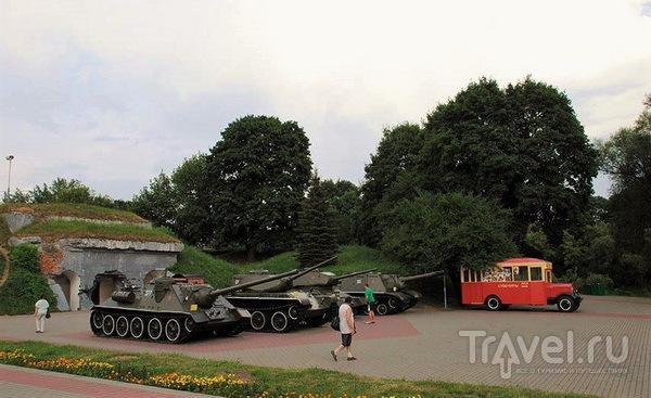 Военно-исторический музей.  Линия Сталина