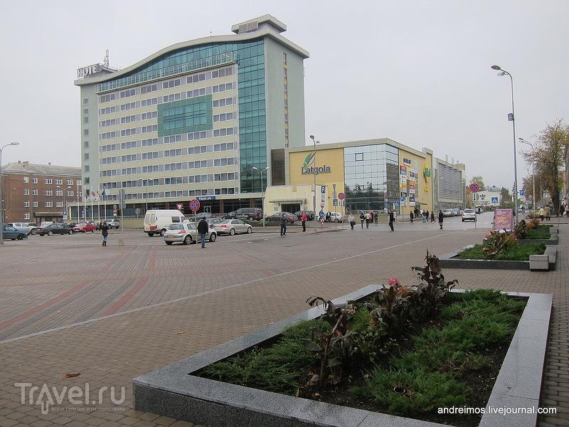 Даугавпилс / Фото из Латвии