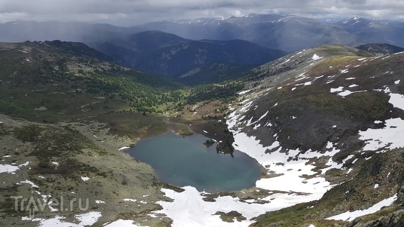 Озеро Манас / Россия
