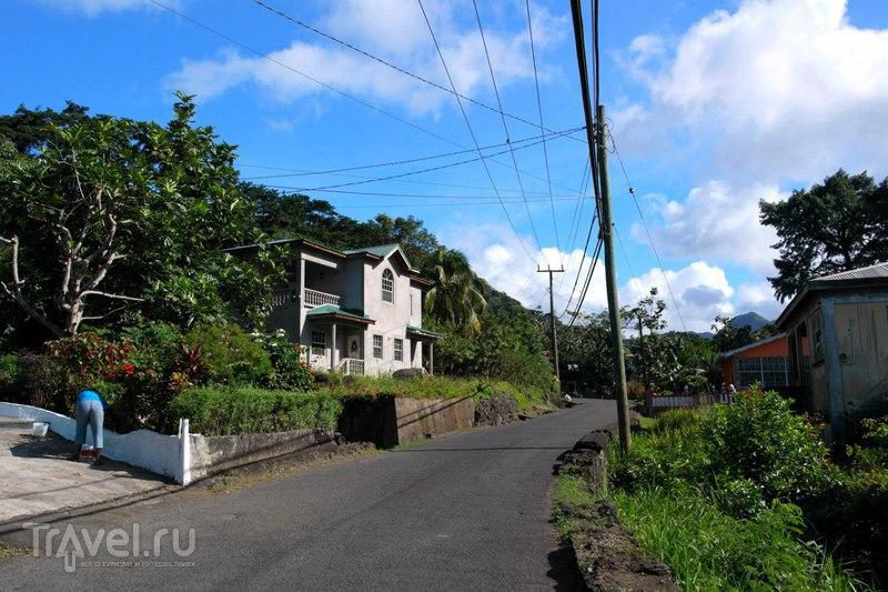 Гренада - Пешеходная прогулка до водопадов Аннандейл Фолс / Гренада