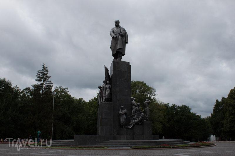 О Харькове, скалодроме и памятнике Высоцкому / Украина