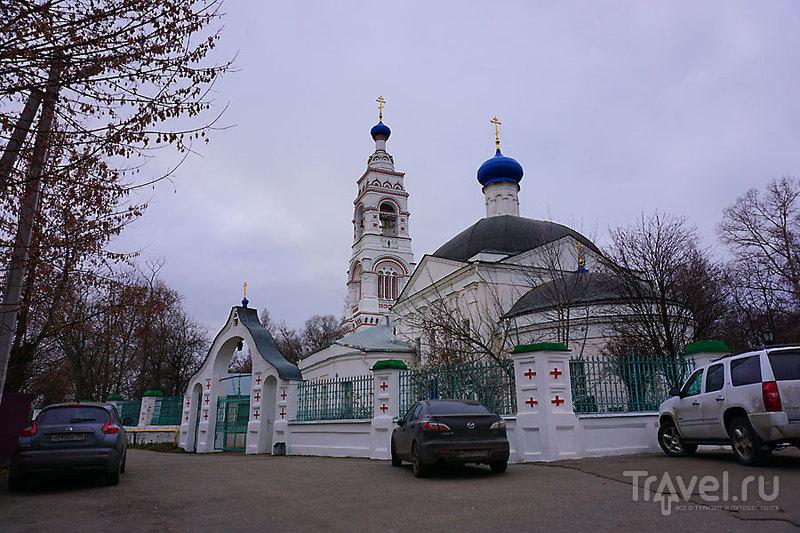 Несколько храмов Ногинского района Московской области / Фото из России