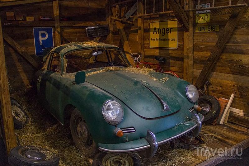 Porsche Traumwerk / Фото из Германии