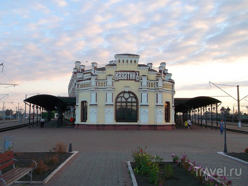 Поездка через Жашков в Буки / Фото с Украины