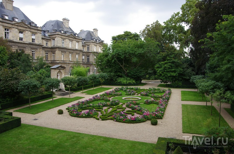 Сенат (Париж) / Франция