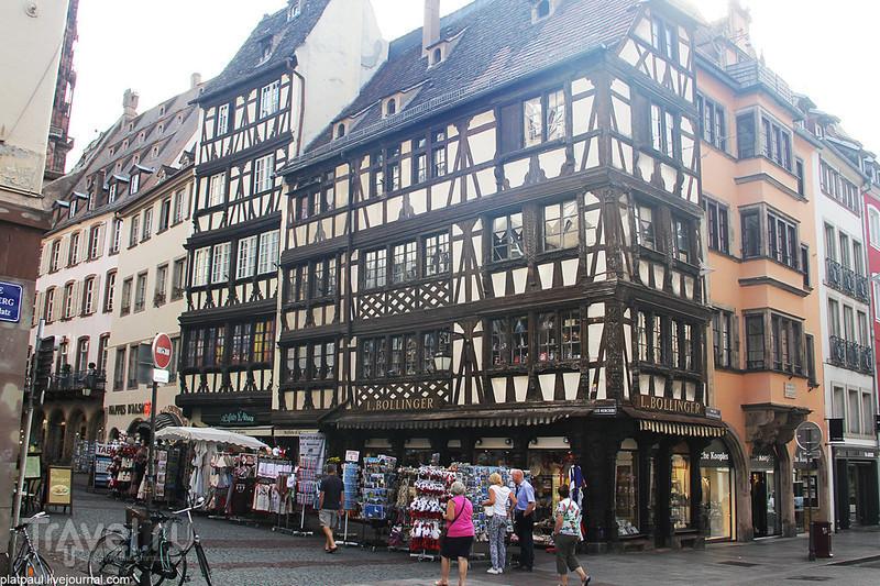 Страсти по Страсбургу / Франция