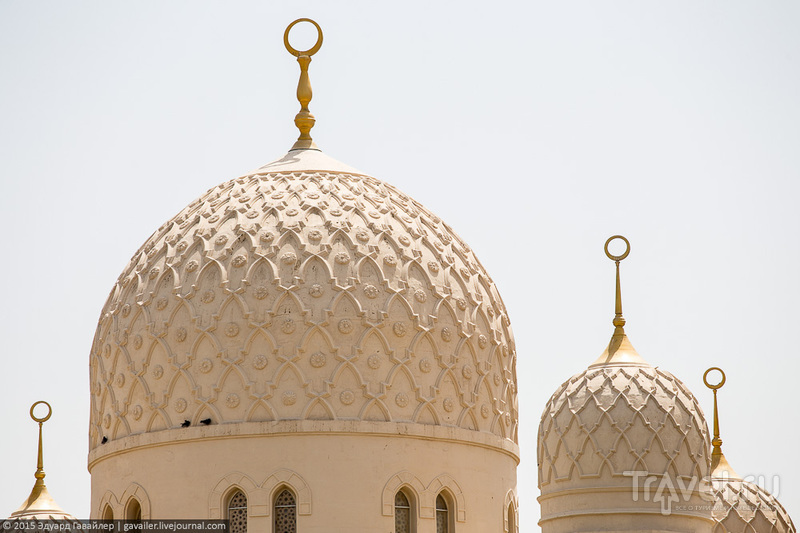 Выразительные Арабские Эмираты / Фото из ОАЭ