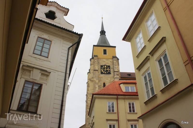 Прага. Немного старого города / Фото из Чехии