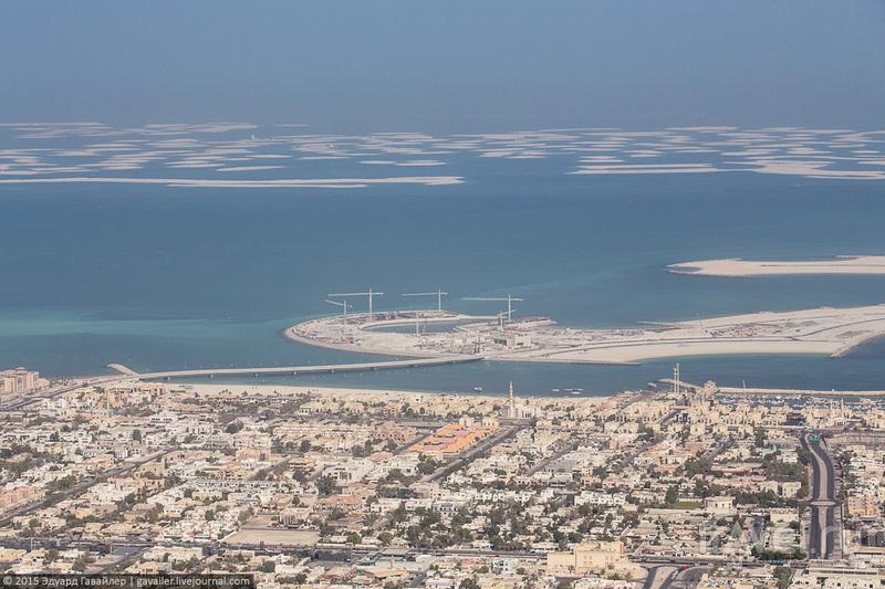 Бурдж-Халифа - небоскреб №1 / Фото из ОАЭ