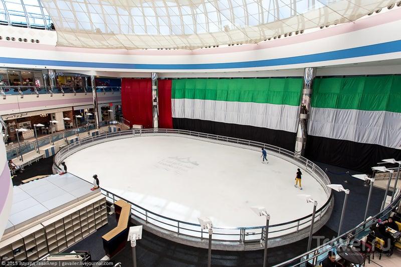 Раскаленный Абу-Даби / Фото из ОАЭ