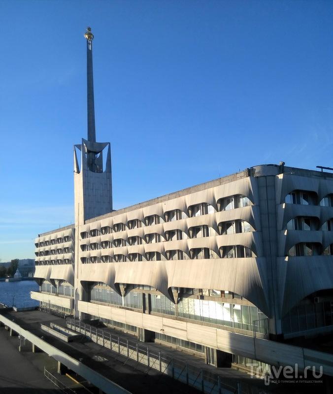 Морской вокзал СПб