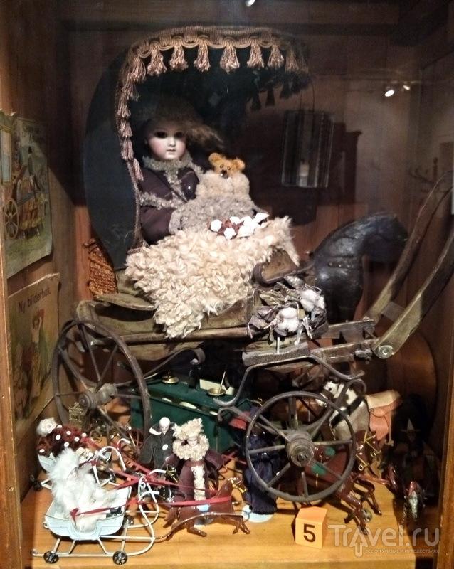 Конный выезд для куклы
