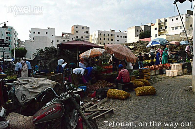 Еще один день из Марокканской жизни - в поисках Марокко / Фото из Марокко