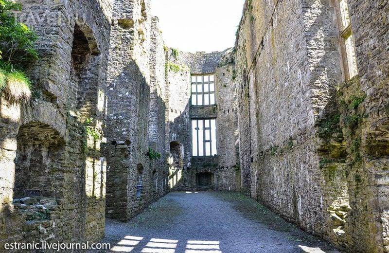 Замок Кэри: забытая колыбель британской монархии / Великобритания