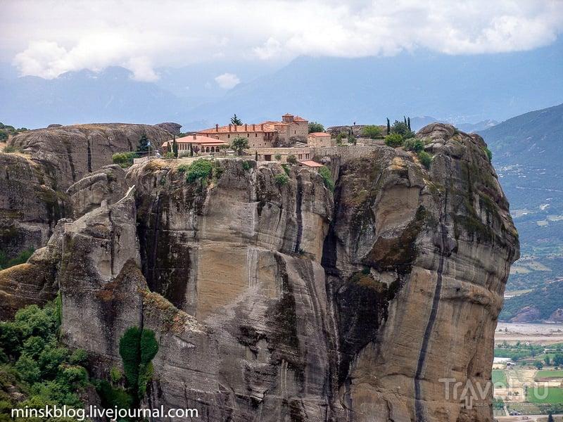 Метеоры / Фото из Греции