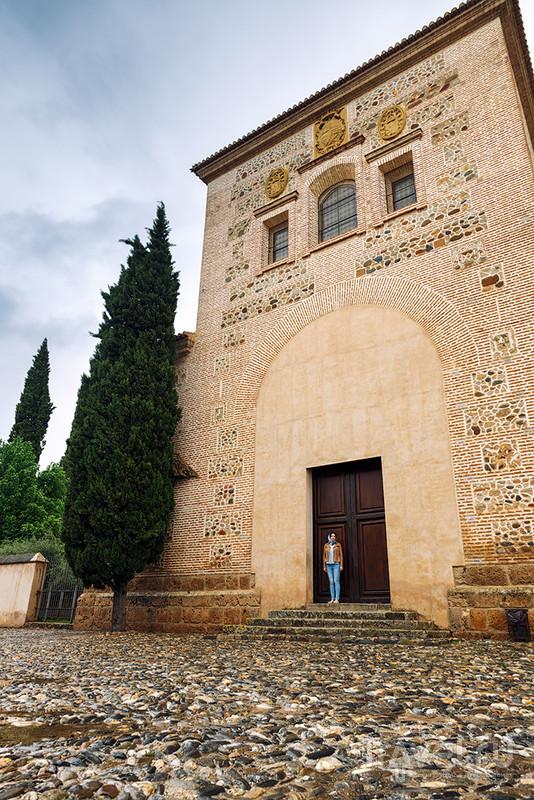 Южный край Европы. Андалусия. Гранада / Фото из Испании