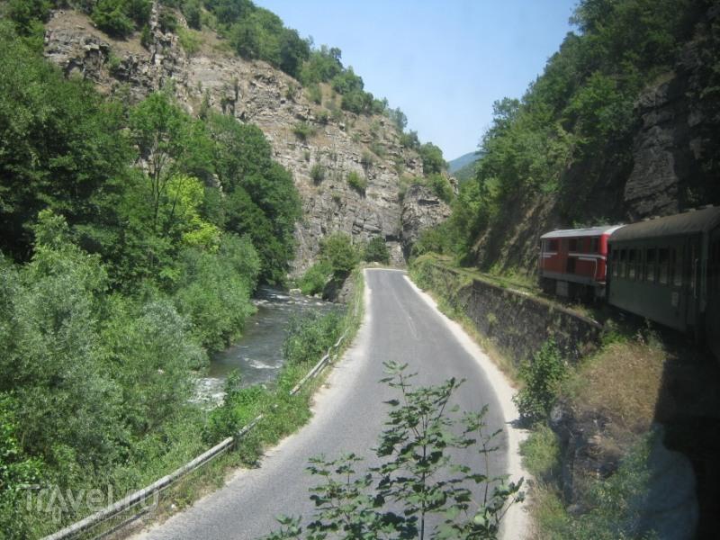 Поездка в Пловдив / Болгария