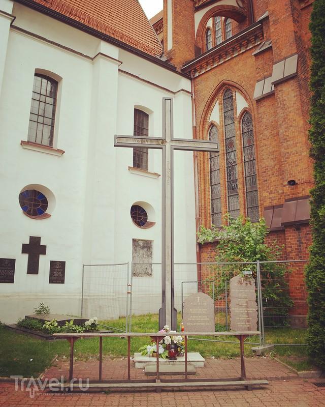 Двойной Старый костёл в Белостоке / Польша