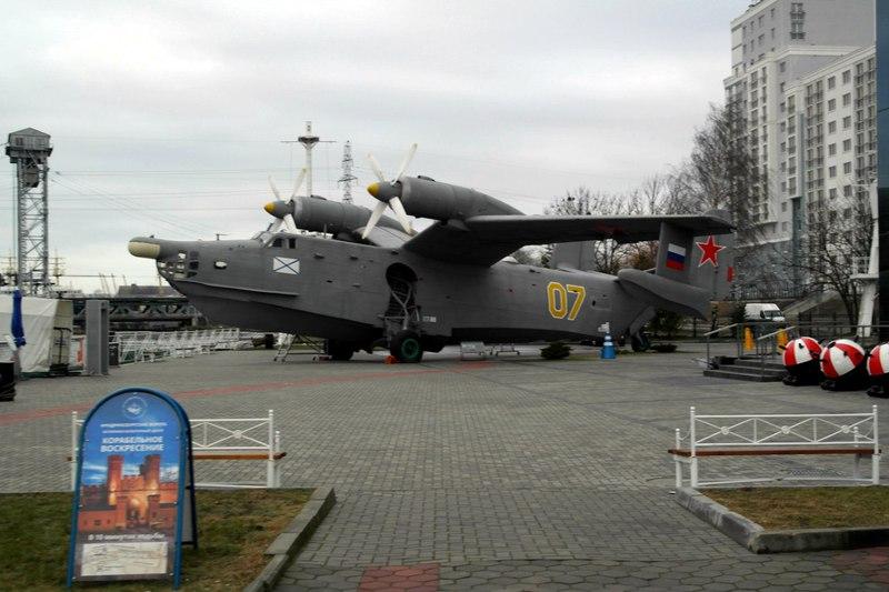 Январский Калининград / Россия