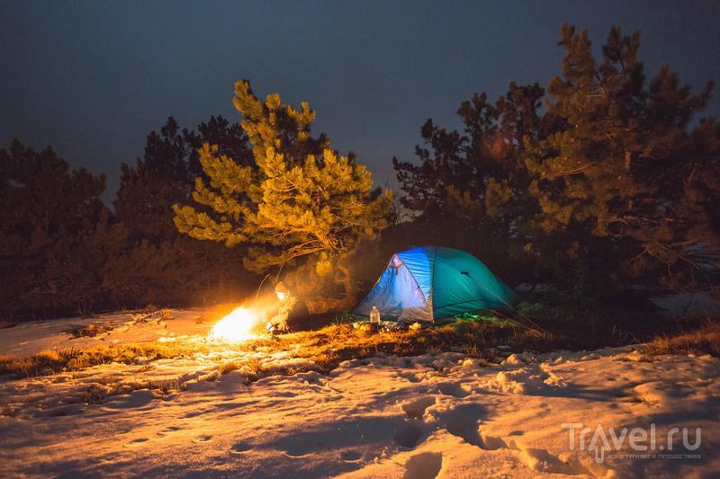 Зимний Крым / Фото из России