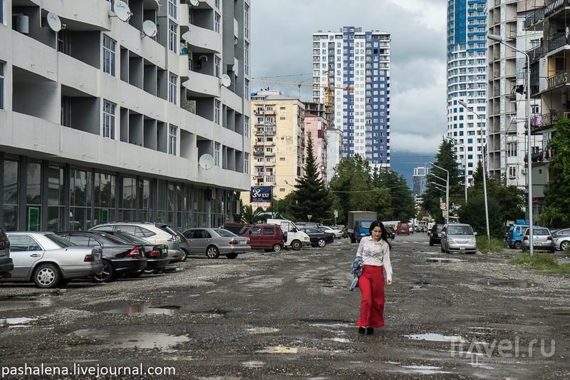 Непарадный Батуми, каким вы его ещё не видели / Фото из Грузии