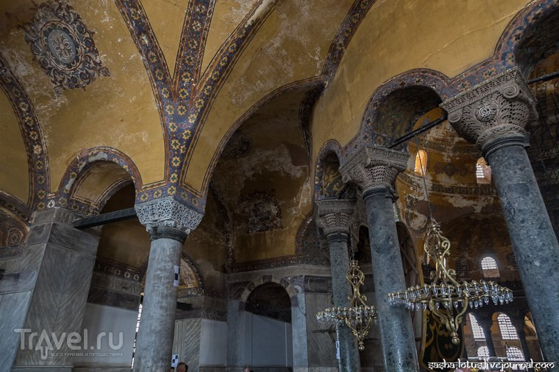 Айя-София: собор, мечеть, музей / Фото из Турции
