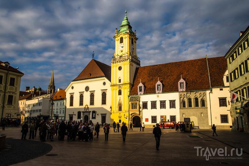 Братислава / Фото из Словакии