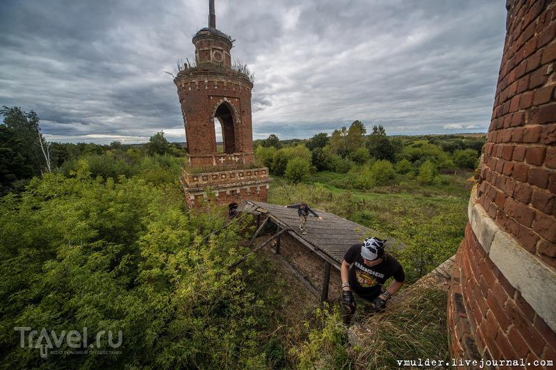 Есть готика в русских селениях / Россия