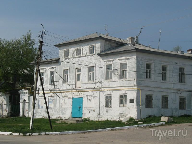 Касимов. Набережная / Россия