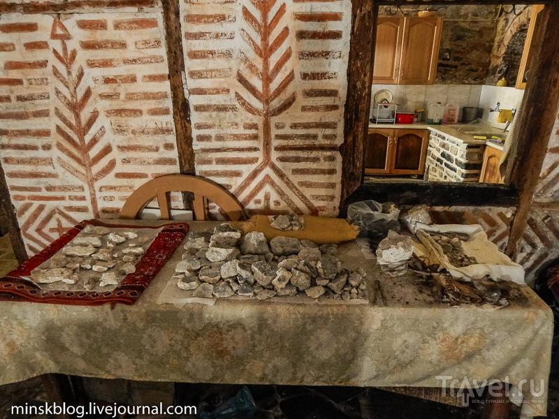 Олимп. Монастыри св. Дионисия / Фото из Греции