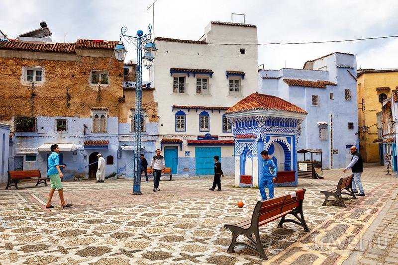 Из Европы в Африку. Яркие краски Марокко / Фото из Марокко