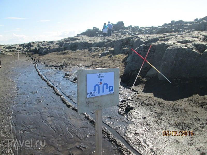 Исландия. Водопады Selfoss и Dettifoss / Исландия