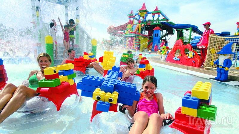Аквапарк LEGOLAND Water Park