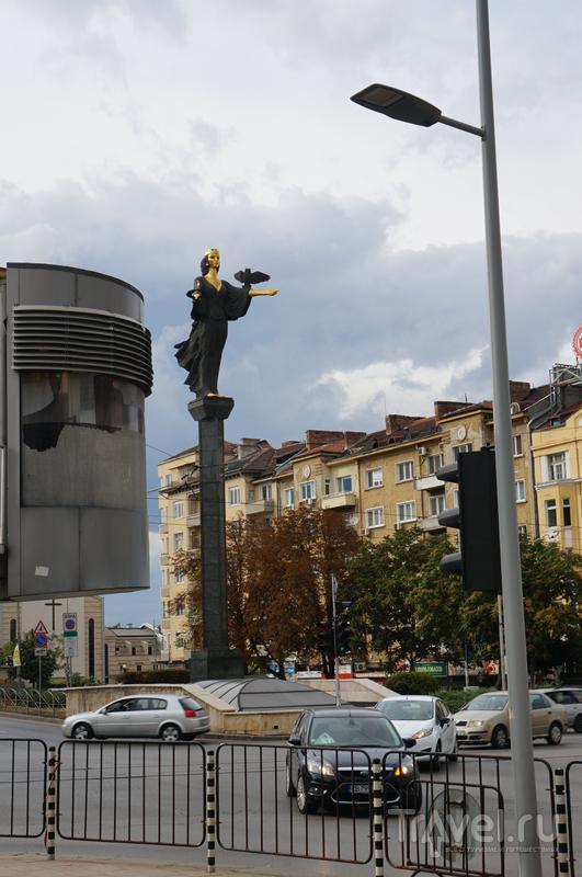 Как мы колесили по Балканам. Бухарест и София / Болгария