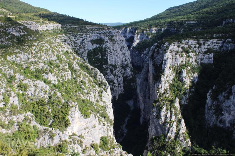 Франция. Вердонское ущелье / Фото из Франции