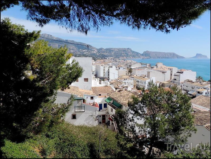 Альтеа. С видом на Бенидорм / Испания