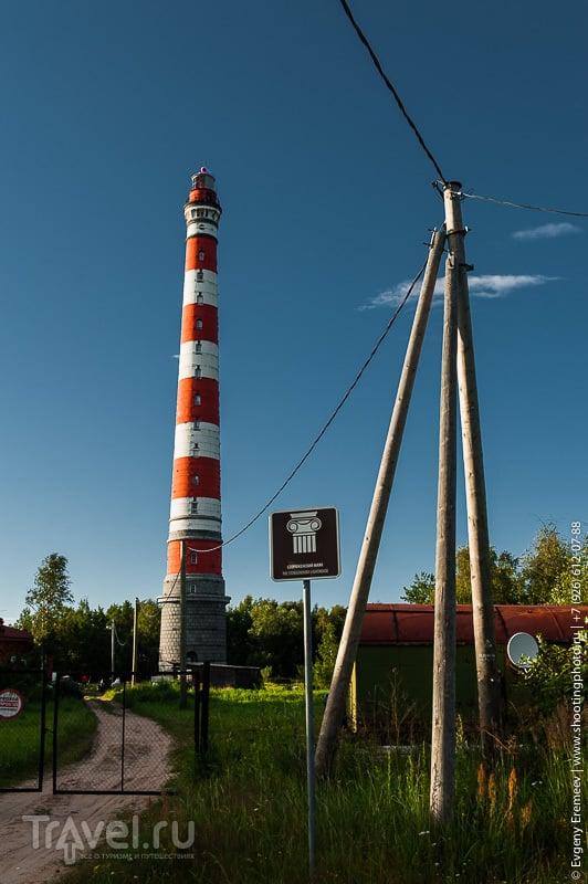 Стороженский маяк / Россия