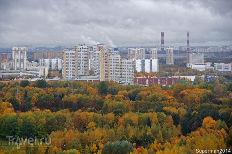 Московская осень / Россия