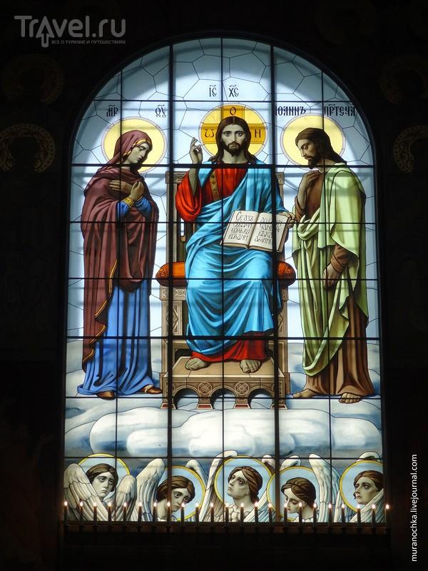 Морской Никольский собор в Кронштадте / Фото из России