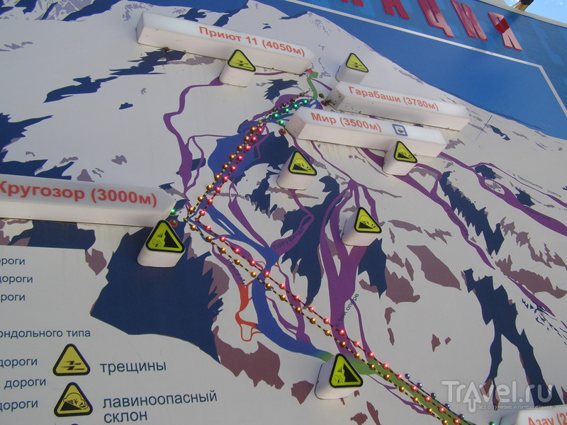 Кабардино-Балкария. Терскол и поляна Азау / Россия