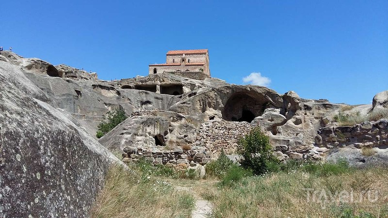 Пещерные города Грузии и Армении / Фото из Армении