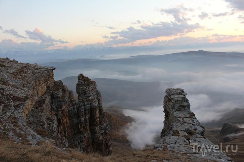 Пешком на плато Бермамыт / Россия